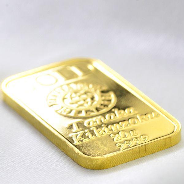 インゴット 純金 K24 20g ゴールドバー INGOT|accessorymart|03
