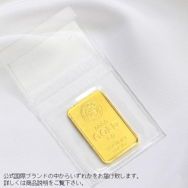インゴット 純金 K24 5g ゴールドバー INGOT accessorymart