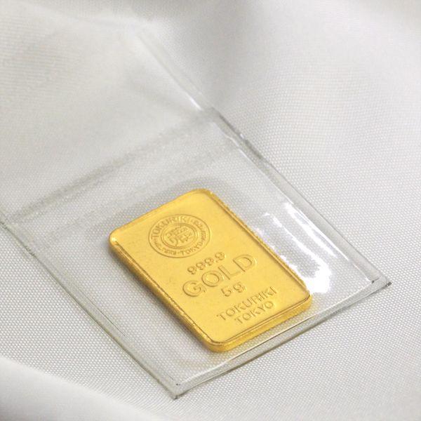 インゴット 純金 K24 5g ゴールドバー INGOT accessorymart 03
