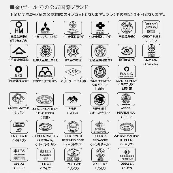 インゴット 純金 K24 5g ゴールドバー INGOT accessorymart 04