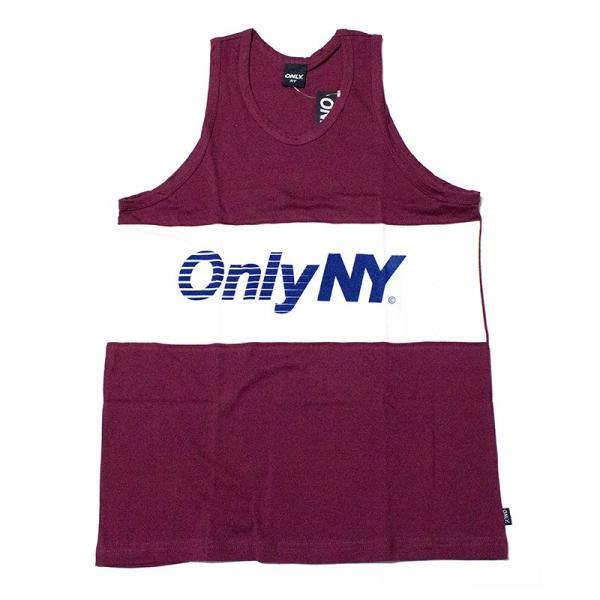 ONLY NY:Express Logo Tank