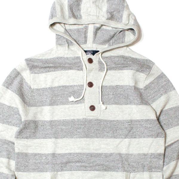 J.crew:Striped Textured Cotton Hoodie