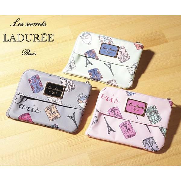 LADUREE スクレ・ラデュレ Teatime a Paris ティータイム ア パリ ティッシュケース|ace-web