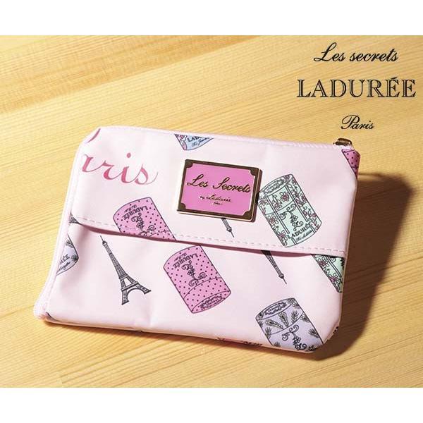 LADUREE スクレ・ラデュレ Teatime a Paris ティータイム ア パリ ティッシュケース|ace-web|02