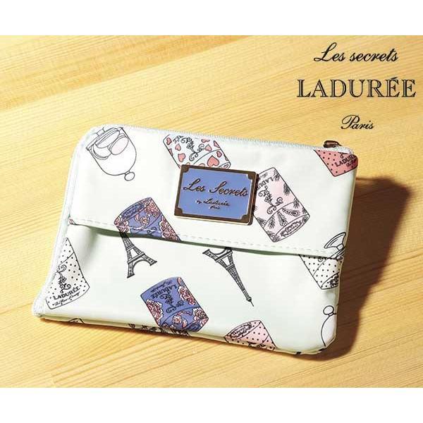LADUREE スクレ・ラデュレ Teatime a Paris ティータイム ア パリ ティッシュケース|ace-web|03