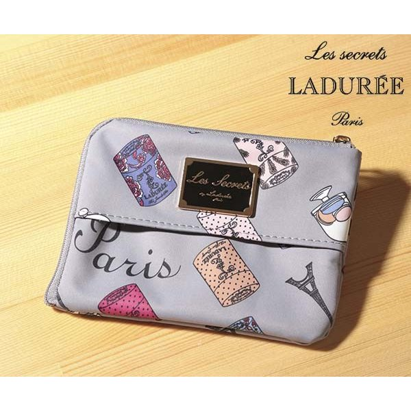 LADUREE スクレ・ラデュレ Teatime a Paris ティータイム ア パリ ティッシュケース|ace-web|04
