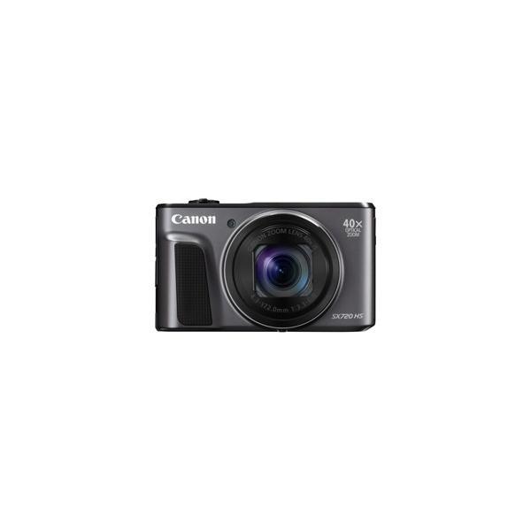 キヤノン PowerShot SX720 HS ブラック