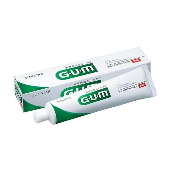 【サンスター】GUM(ガム) 薬用 デンタルペースト(155g)《医薬部外品》