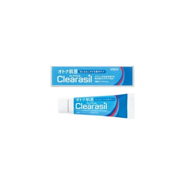 レキットベンキーザー・ジャパン オトナ肌対策クレアラシル 薬用アクネジェル 14g