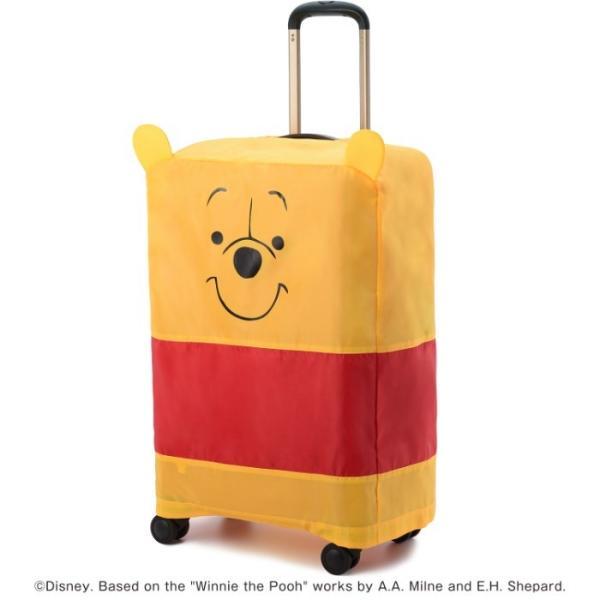 """スーツケース mサイズ ィズニー""""くまのプーさん""""スーツケース  60リットル 06542"""