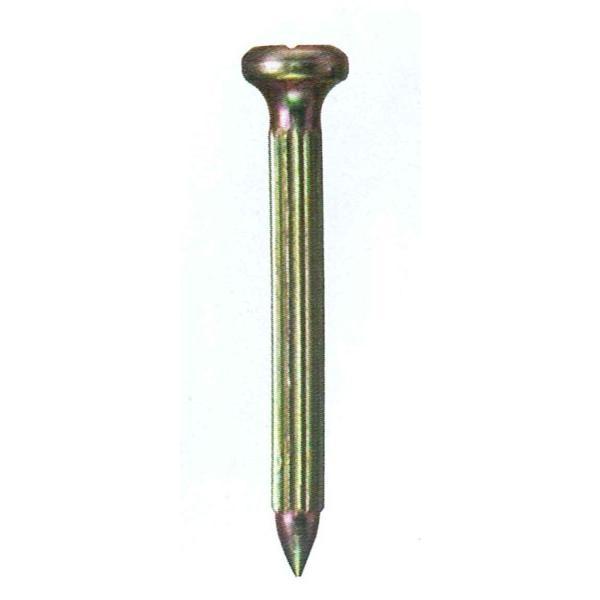 コノエネイル No.1 (100本入) L=43mm 6g 測量鋲 釘 測量ポイント 標示 コンクリート用 土地家屋調査|acetech|02