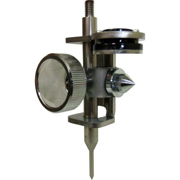SKTAIHEI 大平産業 まめプリ TMP-1 プリズム定数0 インチプリズム 測量 土木 光波用ミラー トータルステーション 測距