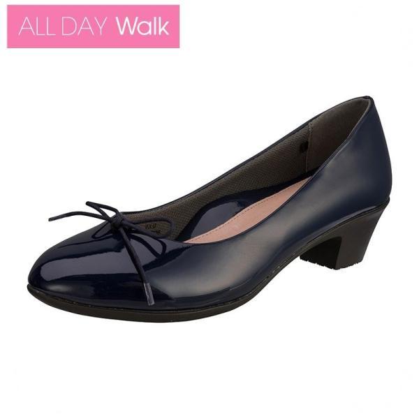 ALL DAY Walk 213 ネービー [ALD 2130] ※21.0-26.0cm 2E