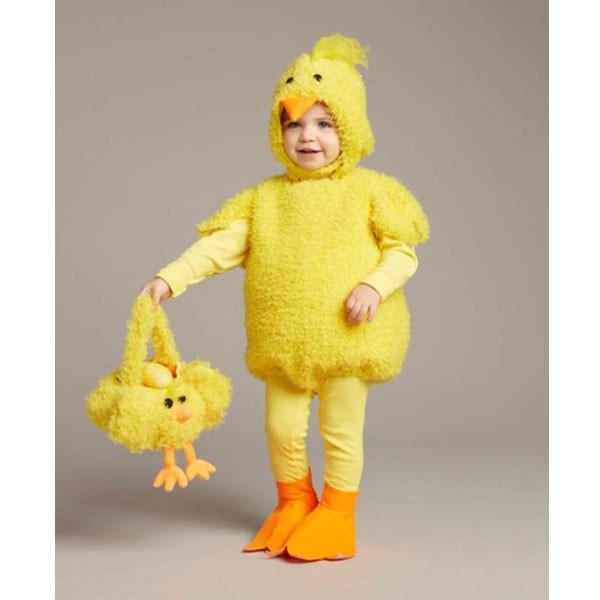 3e721374409ab4 ... ひよこ ひな 黄色 小鳥 着ぐるみ ぬいぐるみ 赤ちゃん用 幼児用 動物 アニマル コスプレ コスチューム 衣装 グッズ