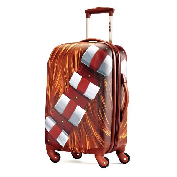 スターウォーズ かばん チューバッカ バッグ スーツケース キャリーバッグ 53cm 機内持ち込み キャリーケース 旅行かばん ギフト