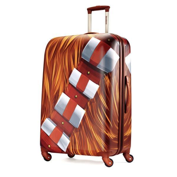 スターウォーズ かばん チューバッカ バッグ スーツケース トランク 71cm 旅行かばん ギフト
