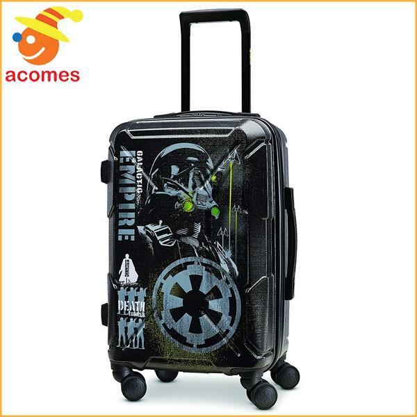 スーツケース 機内持ち込み スター ウォーズ ローグ ワン キャリー バッグ 帝国軍 アメリカンツーリスター 旅行 かばん スピナー20 スーツケース ギフト