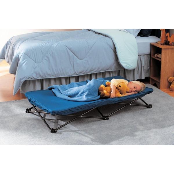 Regalo 子供 携帯 ポータブル ベッド 折り畳み 椅子 キャンプ アウトドア 青 ピンク