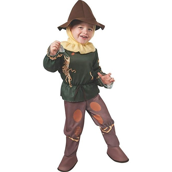 オスの魔法使い かかし 衣装 コスプレ コスチューム 男の子 子供 幼児