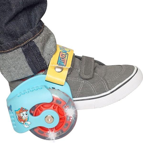 パウパトロール  グッズ スケート 簡単装着 _子供用 スポーツ 玩具 キッズ