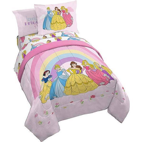ディズニー シーツ 寝具 プリンセス 5点 セット キャラクター オーロラ ベル シンデレラ グッズ 子供 幼児 女の子 子供部屋 プレゼント