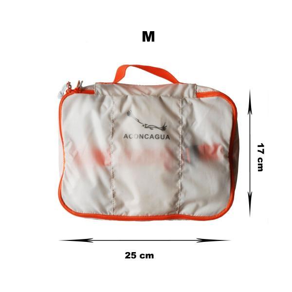 バッグインバッグ オーガナイザーポーチ 3点セット アコンカグア エンパケ|aconcagua|04