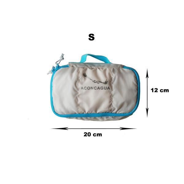 バッグインバッグ オーガナイザーポーチ 3点セット アコンカグア エンパケ|aconcagua|05