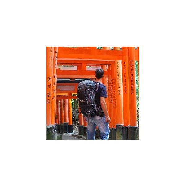 送料無料 Aconcagua アコンカグア Cordoba コルドバ 35 BLACK /リュックサック35L ハイキング 男女兼用 レインカバー付き 登山用リュック ハイキングリュック 商品画像5