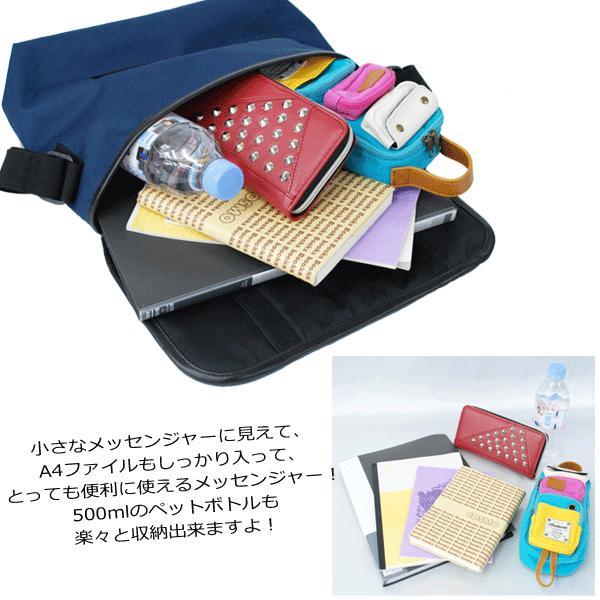 メッセンジャーバッグ ショルダーバッグ 人気 ブランド ショルダー メンズ レディース メッセンジャー バッグ|actionbag|03