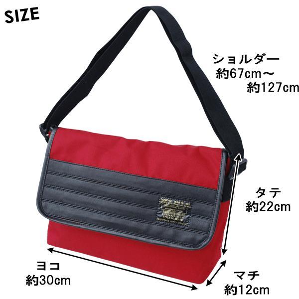 メッセンジャーバッグ ショルダーバッグ 人気 ブランド ショルダー メンズ レディース メッセンジャー バッグ|actionbag|06