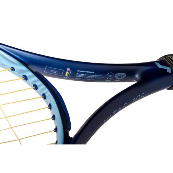 テニス ラケット スノワート SNAUWAERT 新ビタス105 NEW VITAS105 16×19|active650|03