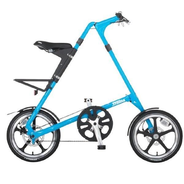 街乗りから通勤、旅先まで! いつでもどこでも大活躍する「折りたたみ自転車」