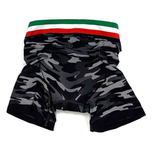 7-ITA(セブン・アイティーエー)メンズ サイクル ベースレイヤーボクサーショーツ 7ITA Baselayer Boxer Shorts(S-Mサイズ)|ad-cycle|02