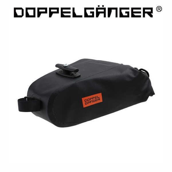 ドッペルギャンガー パズル サドルバッグ DBS444-BK(DOPPELGANGER DBS444-BK) ad-cycle