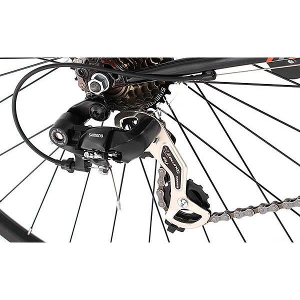 クロスバイク ドッぺルギャンガー 420 スカルぺル (DOPPELGANGER 420 SCALPEL) ad-cycle 06