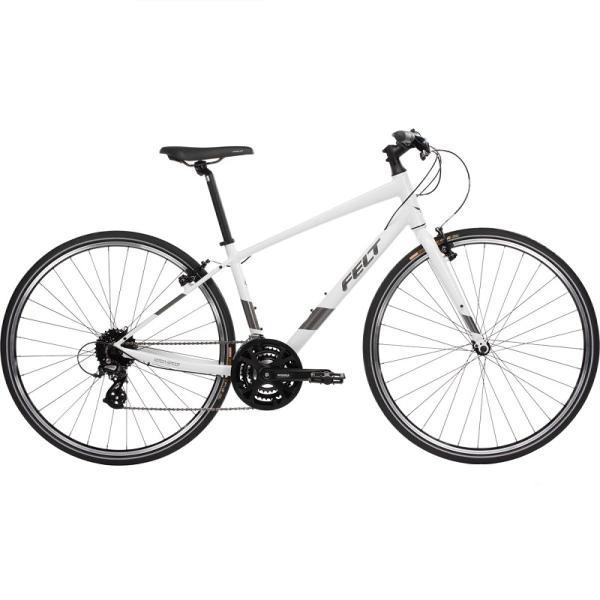 クロスバイク フェルト ベルザスピード 50 (ホワイト) 2021 FELT Verza Speed 50