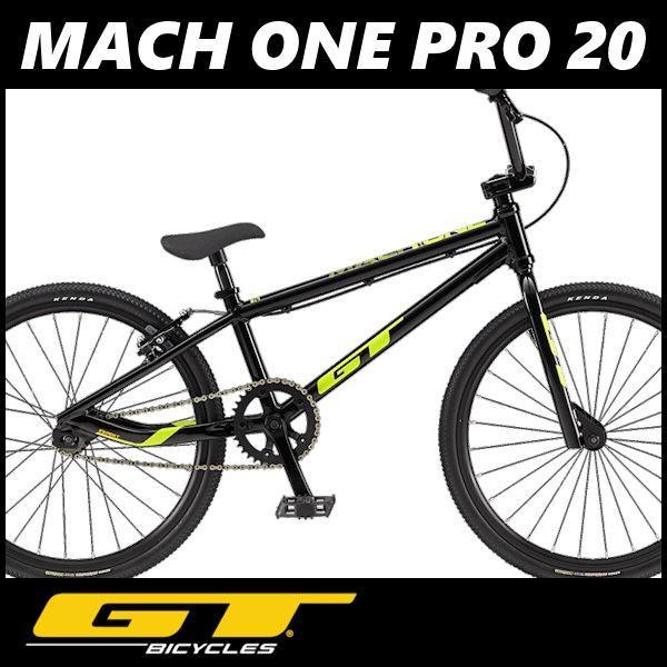 BMX GT MACH ONE PRO 20 (ブラッ...