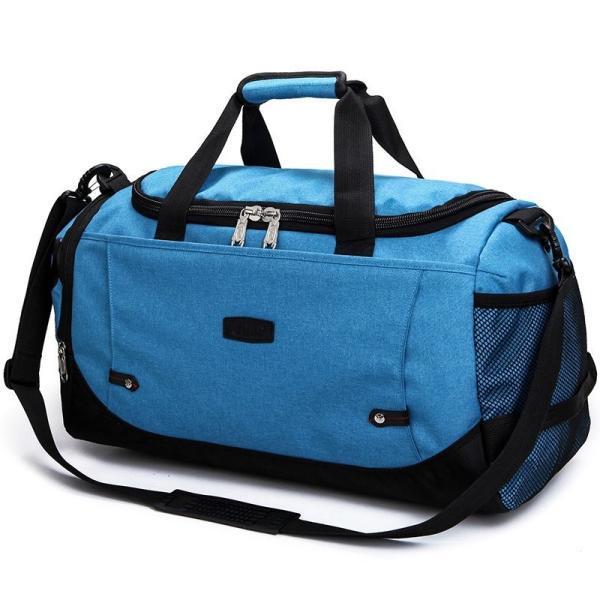 旅行バッグ 大容量 多機能 トラベルバッグ ナイロン 男性 女性 Scione