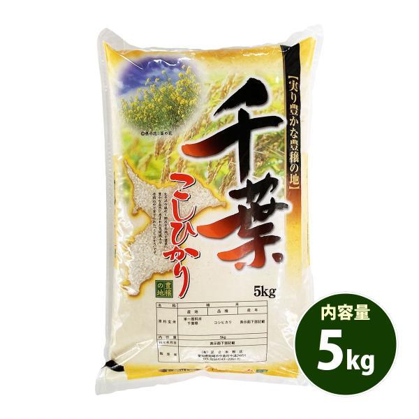 お米 5kg 送料別 白米 コシヒカリ 千葉県産 令和2年産 お米 5キロ あす着く食品