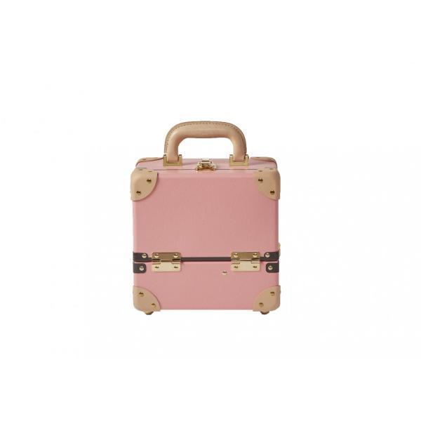 タイムボイジャー コレクションバッグS ピンク コスメボックス メイクボックス 収納ボックス|adachishiki|02
