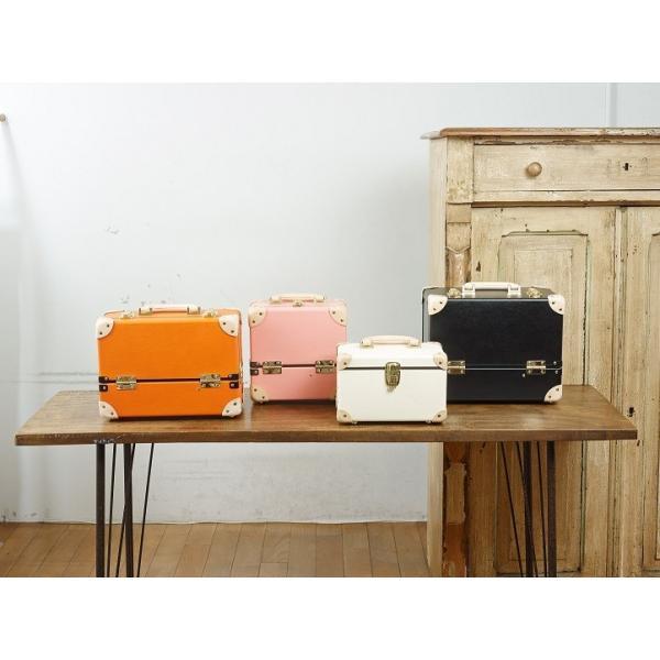 タイムボイジャー コレクションバッグS ピンク コスメボックス メイクボックス 収納ボックス|adachishiki|06