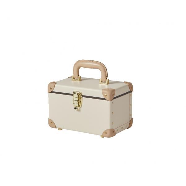 タイムボイジャー コレクションバッグSS サンドベージュ メイクボックス コスメボックス バニティーケース 収納ボックス マルチケース|adachishiki|03