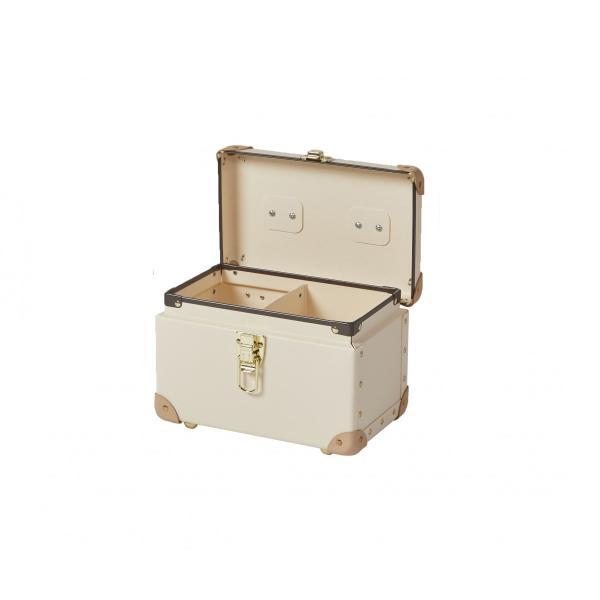 タイムボイジャー コレクションバッグSS サンドベージュ メイクボックス コスメボックス バニティーケース 収納ボックス マルチケース|adachishiki|04