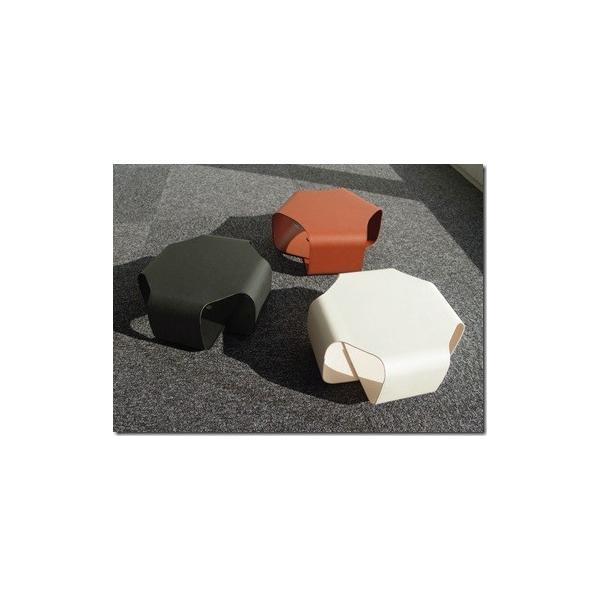 Paper Made Paper Cushion ペーパーメイドペーパークッション ホワイト 腰掛 クッション インテリア 壁掛け 自然素材|adachishiki|03