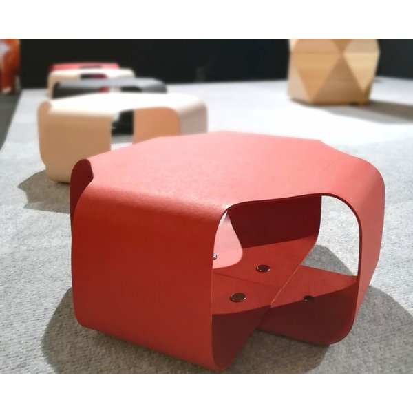 Paper Made Paper Cushion ペーパーメイドペーパークッション ホワイト 腰掛 クッション インテリア 壁掛け 自然素材|adachishiki|05