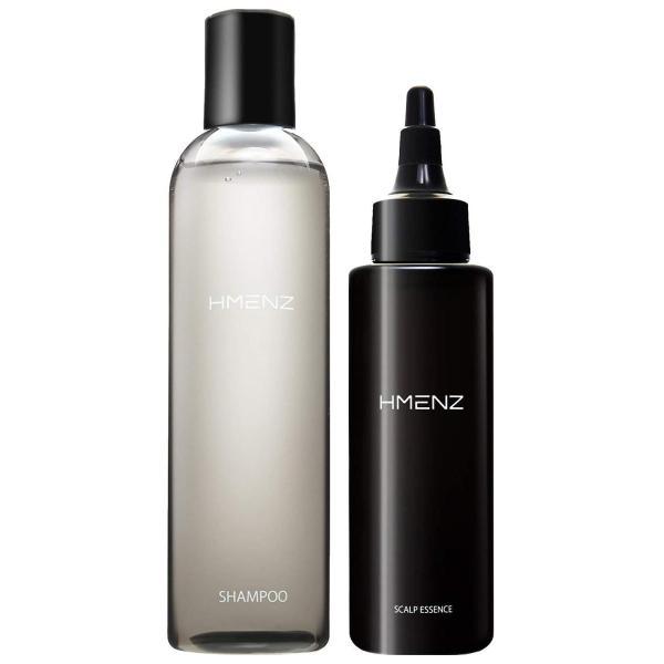 スカルプ シャンプー + 育毛剤 メンズ 頭皮ケア  (2点セット) HMENZ|adew|07