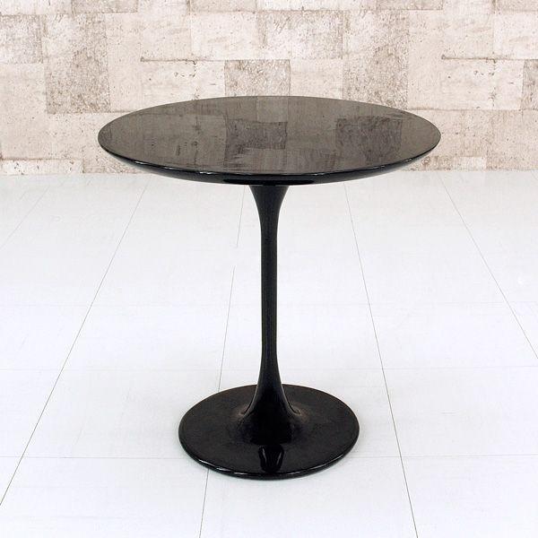 ラウンドサイドテーブル 50cm幅  C2018 丸カフェテーブル FRP|adhoc-style|04