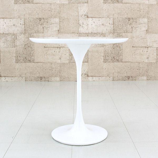 ラウンドサイドテーブル 50cm幅  C2018 丸カフェテーブル FRP|adhoc-style|05