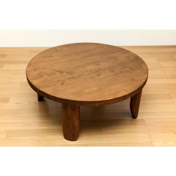 テーブル 折りたたみ 丸型 80cm GRH-R80|adhoc-style|03