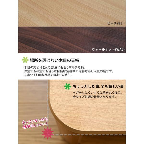 折りたたみテーブル120cm 高さ調節 JK-P120|adhoc-style|05